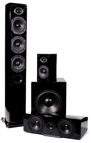 JBL Nightlife Series Speakers