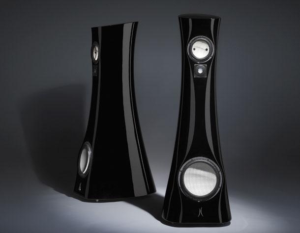 Diffusori da pavimento estelon xa - Casse acustiche design ...