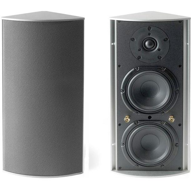 Cornered audio i diffusori triangolari - Casse audio per casa ...