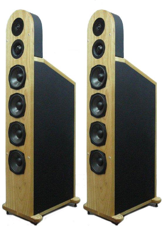 Aaavt gilverd i diffusori da pavimento costruiti - Casse acustiche design ...