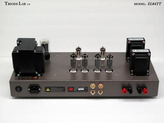 Triode Lab EL84TT-b