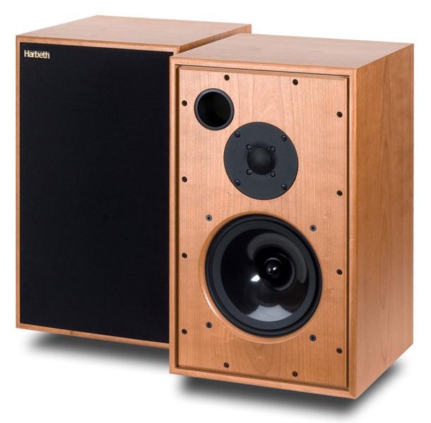 Harbeth M301 Le Casse Monitor Che Piacciono Alla BBC