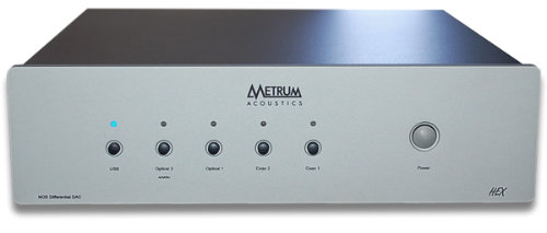 Metrum Acoustics Hex NOS Differential DAC