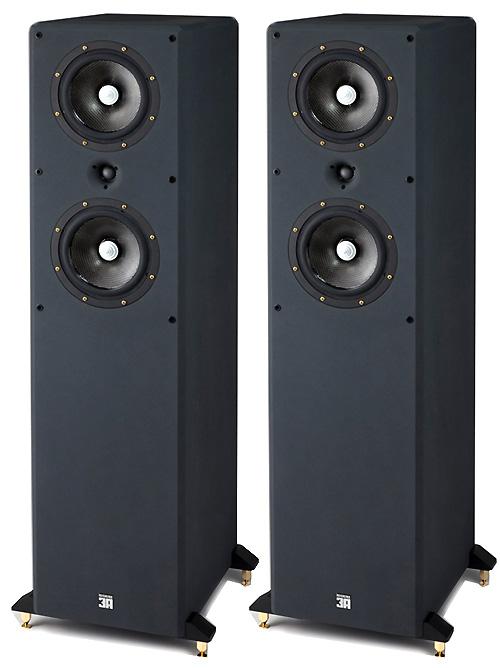Reference 3a nefes le casse acustiche senza crossover - Casse acustiche design ...