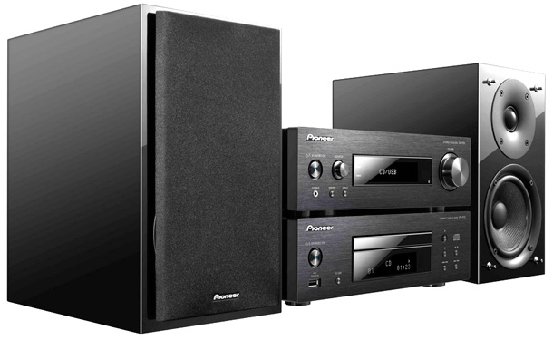 Pioneer Pure Compact P1