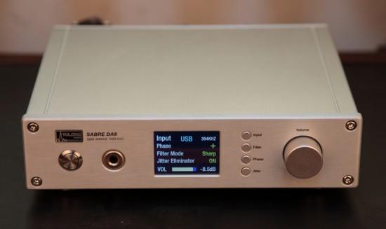Yulong Audio Sabre DA8