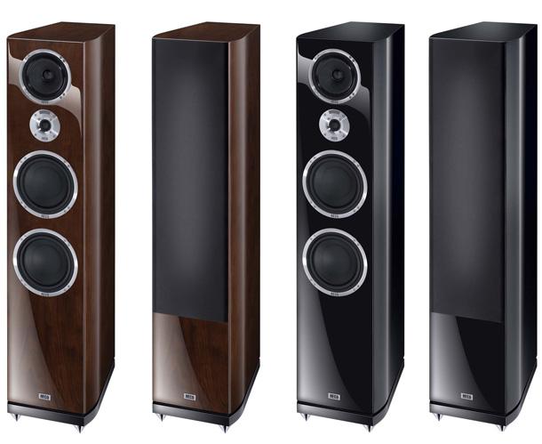 Heco the new statement i diffusori vanto della casa tedesca - Casse audio per casa ...
