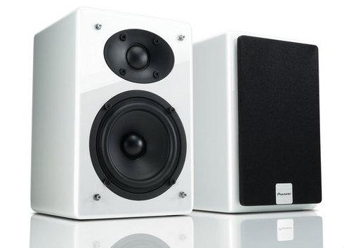 Pioneer xw bts5 w le casse acustiche wireless per la - Stereo casse wireless ...