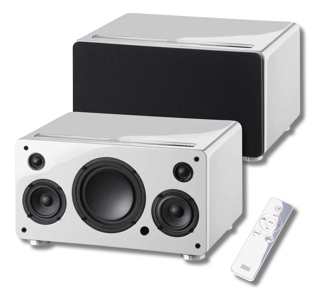 Heco ascada 300 btx cassa acustica amplificata bluetooth - Casse audio per casa ...