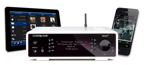 Cambridge Audio Minx Xi-wifi