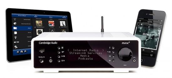 Cambridge Audio Minx Xi-wifi