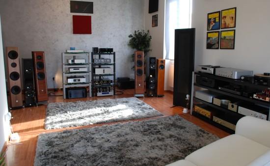 Sala d'ascolto Sophos