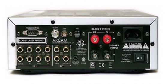 Arcam Solo Mini Music-back
