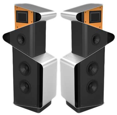 Enigmacoustics finale i diffusori che sanno ricostruire - Casse acustiche design ...
