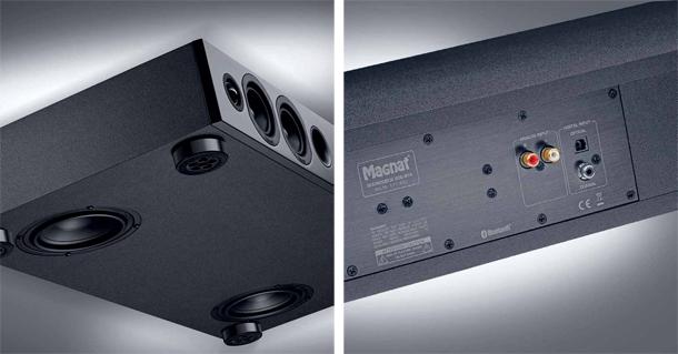 Magnat-Sounddeck-400-BTX-particolari