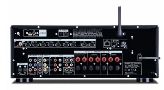 Sony STR-DN1040-back