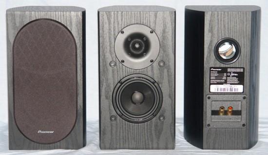 Pioneer sp bs22 lr le casse acustiche entry level - Casse acustiche design ...