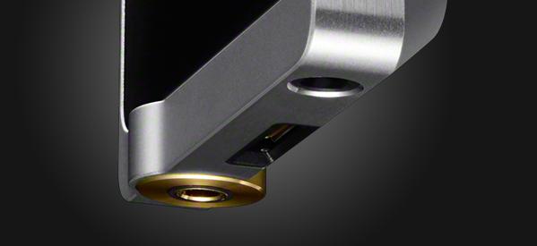 Sony NWZ-ZX1-detail