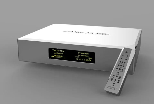 Amare Musica Diamond audiophile music server