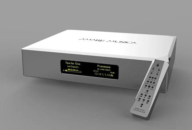 Amare Musica Diamond audiophile music server