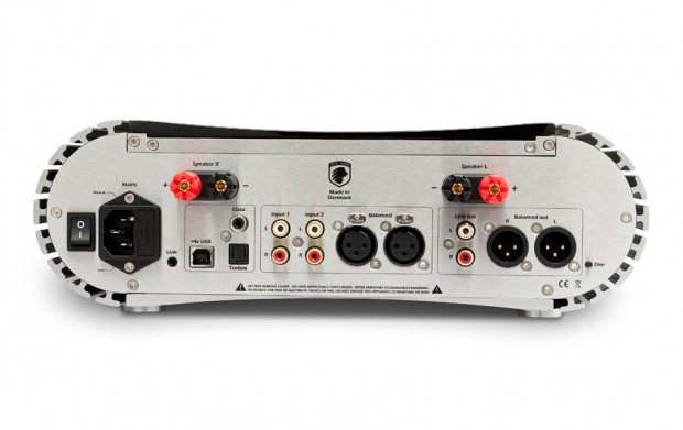 Gato Audio DIA-250-rear