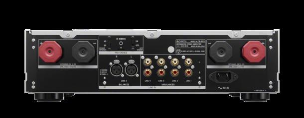 Sony TA-A1ES-rear