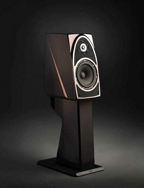 Wilson audio duette series 2 le casse da addossare alla parete - Casse acustiche design ...