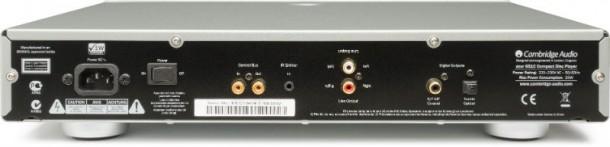 azur 651c rear