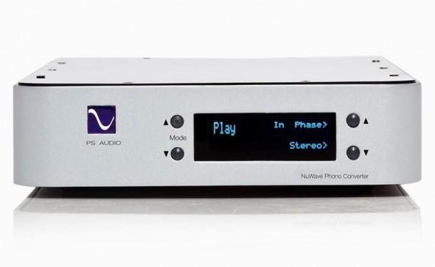 ps audio nuwave phono converter