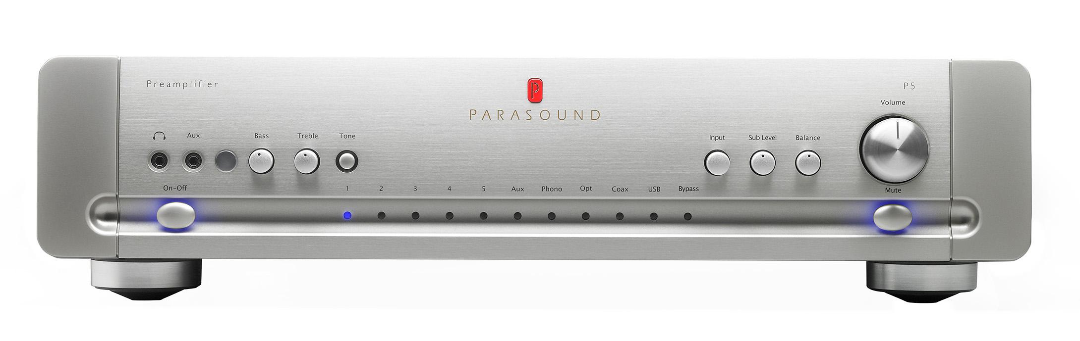 Parasound Halo P 5