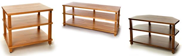 Tavolini Hi Fi : Hi fi racks slimline i tavolini britannici per l hifi