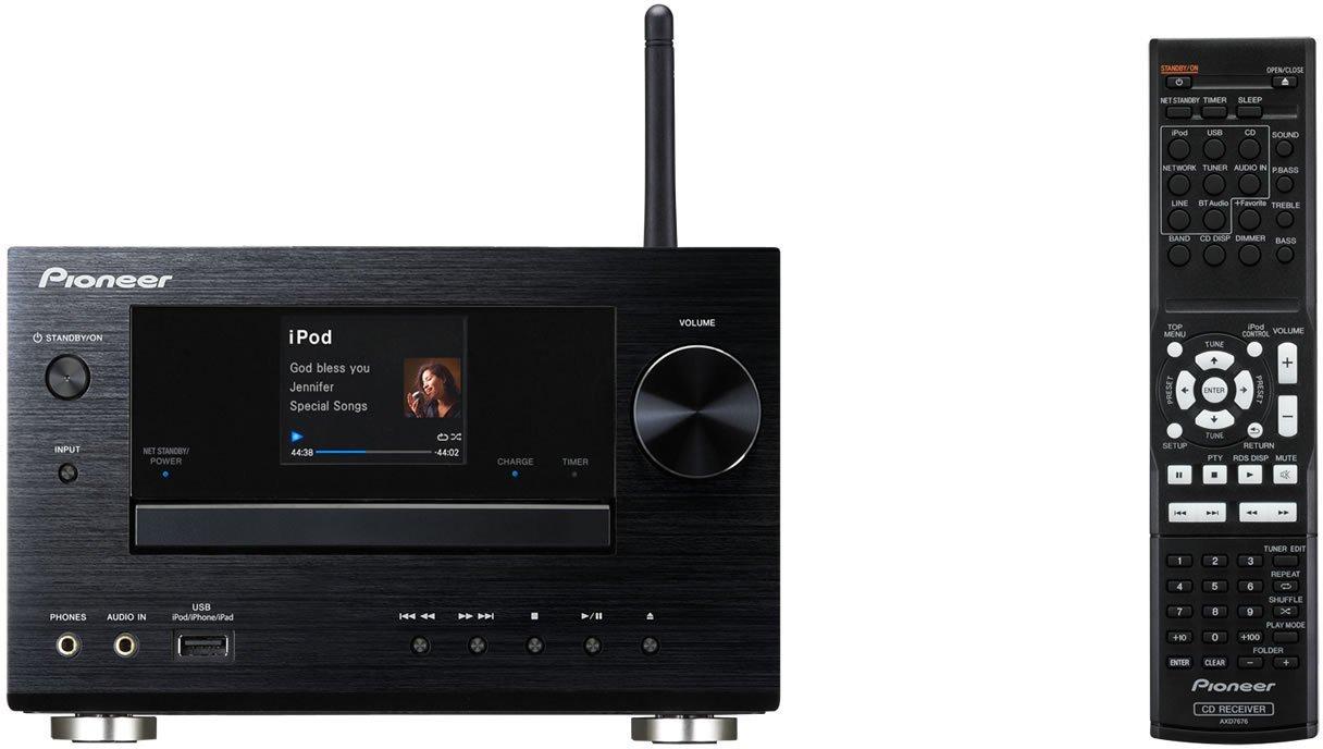 Pioneer xc hm81 quotidianoaudio - Impianto stereo per casa ...