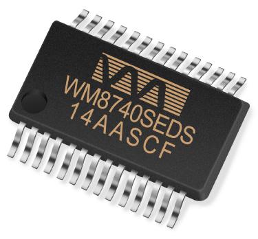 WM8740