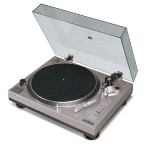 Sherwood PM-9805 audio turntables