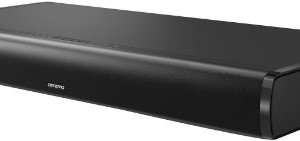 Onkyo LS-T10 Speaker TV, 6 Altoparlanti da 7 cm, Subwoofer da 13 cm, Nero