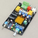 DROK® TA2021 Amplificatore digitale Kit fai da te 12V 2 Canali Audio di Potenza Stereo AMP Modulo DC 11-14.5V
