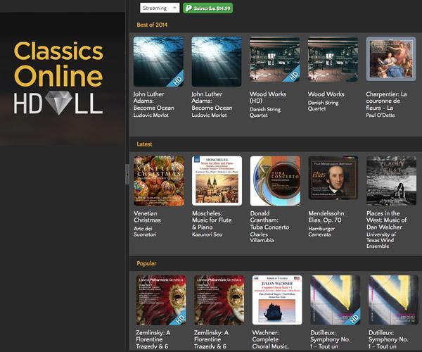 ClassicsOnline HD-LL