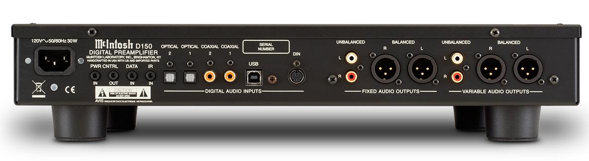 McIntosh-D150-Digital-Pre-rear