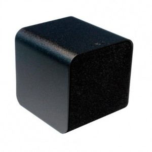 NuForce Cube Diffusore con DAC, Nero