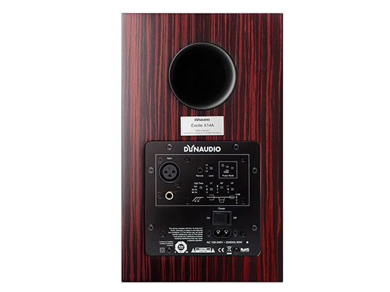 Dynaudio Excite X14A-rear