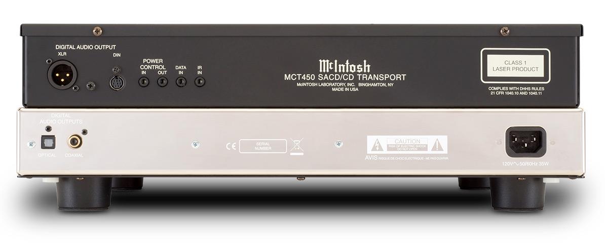 McIntosh-MCT450-rear
