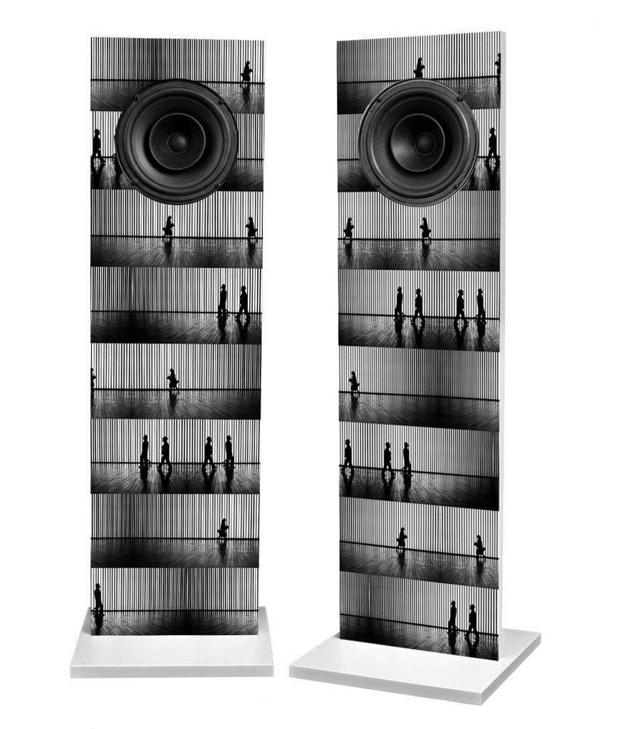 Urban fidelity le casse acustiche che fanno arredamento quotidiano audio - Casse acustiche design ...