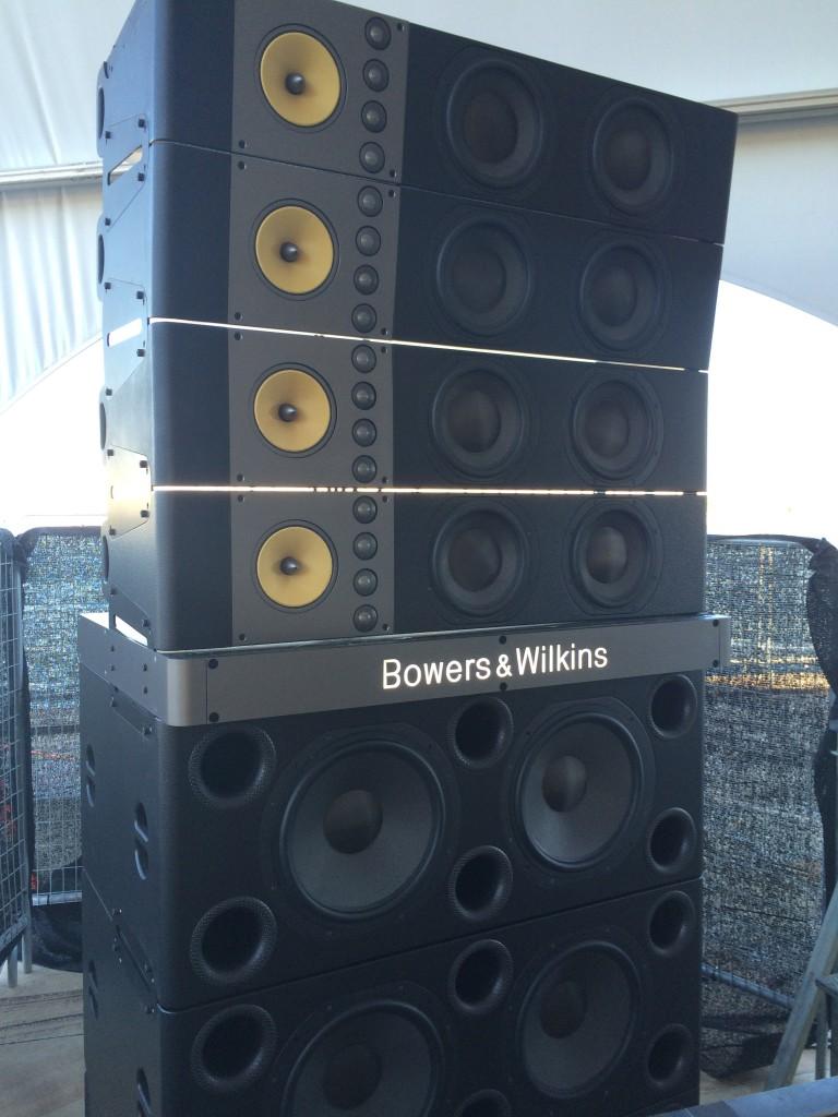 b&w primavera sound 2015