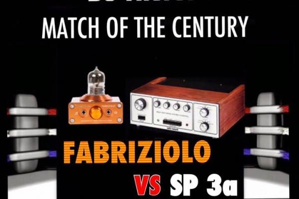 fabriziolo vs audio research sp3