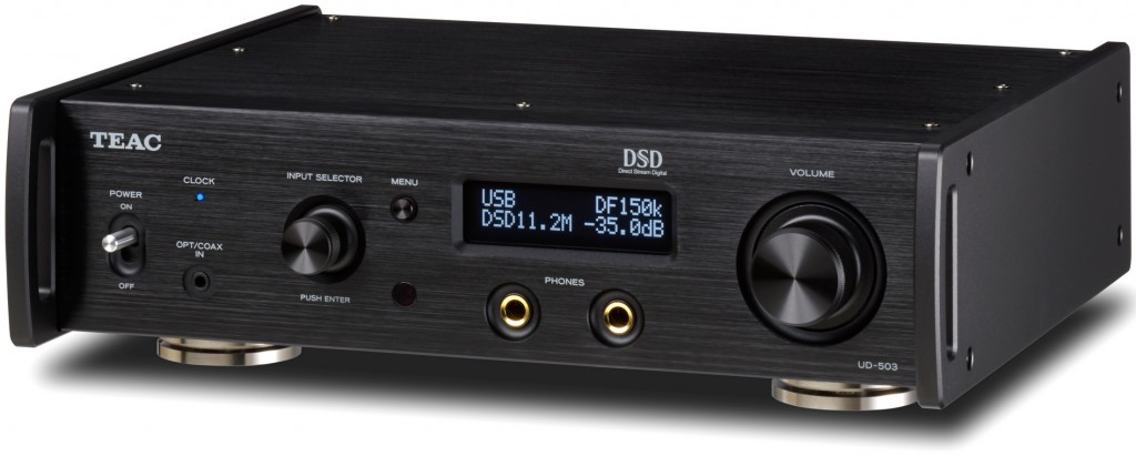 Teac UD-503-front
