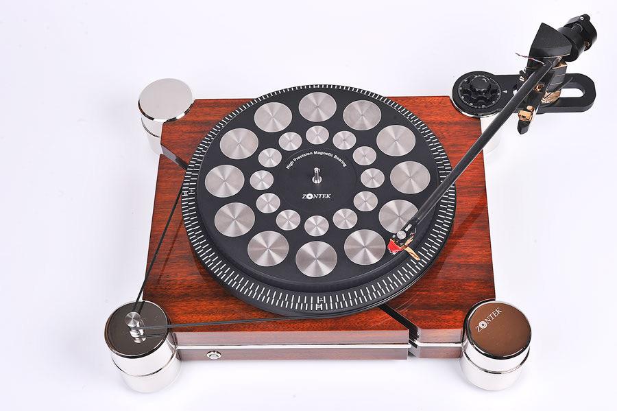 zontek-gramofon