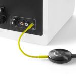 Google Chromecast Audio dongle
