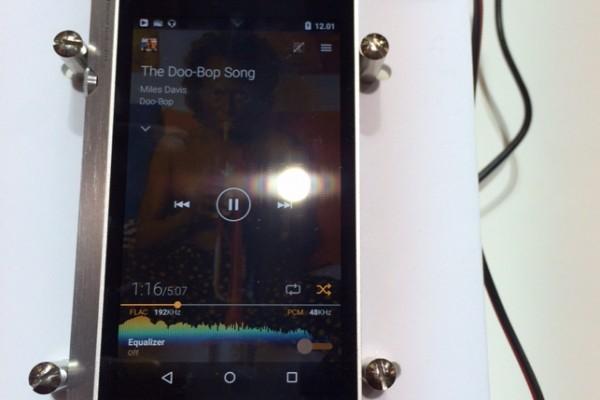 XDP-100R Digital Audio Player pioneer