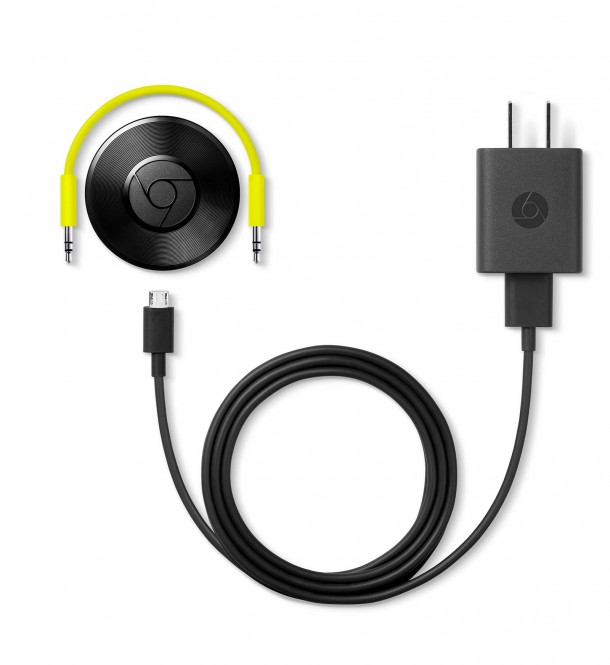 audio-chromecast-specs