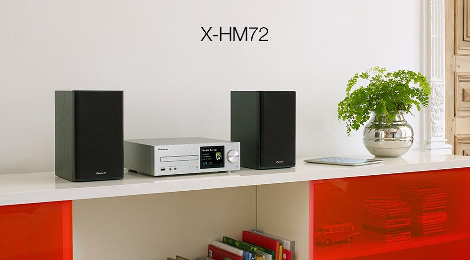 pioneer X-HM72